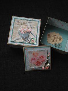 Gave boks laget med Maja ark Ark, Cover, Books, Libros, Book, Book Illustrations, Libri