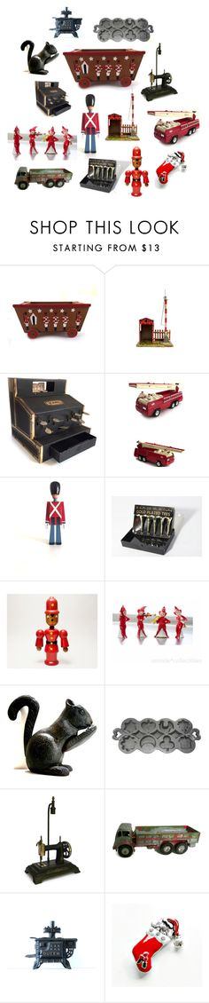 Black and White and Red All Over by patack on Polyvore featuring interior, interiors, interior design, home, home decor, interior decorating, Kay Bojesen, Kenneth Cole and vintage