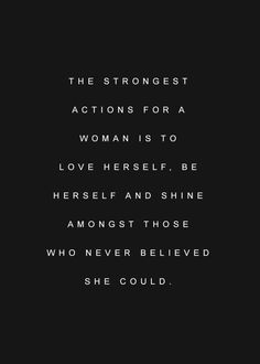 Image via We Heart It #believe #equality #feminism #hope #motivation #power #quote #selflove #shine #love