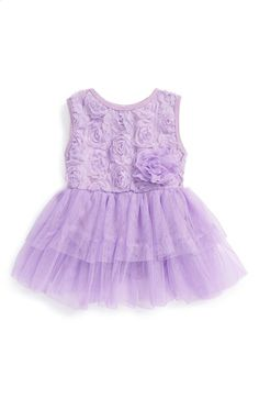 Free shipping and returns on Popatu Soutache Tiered Dress (Baby Girls) at Nordstrom.com. A flowery soutache bodice lends sweet charm to a ballerina dress with a built-in bodysuit.