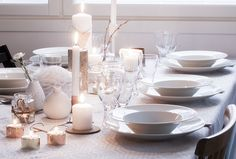 NO HOME WITHOUT YOU » WINTER TABLE SETTING – TALVEN TUNNELMAA RUOKAPÖYDÄSSÄ