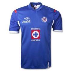 Cruz Azul Home Jersey 2011 (S) #fifa #football #futbol #futebol #goal