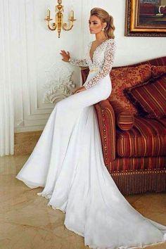 065 vestido de novia