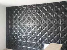 Wall Texture Design, Wall Design, Mosaic Wall Art, Wall Tiles, Patterned Paint Rollers, Flooring For Stairs, Lobby Design, 3d Wall Panels, Home Wallpaper