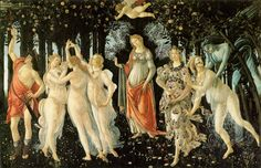 In the Middle Ages, many paintings by famous artists started to become coded and they revealed various Hermetic symbols, often side by side with orthodox Christian iconography. Famous painters such as Botticelli, Bosch and Brueghel all deployed extensive esoteric symbolism.