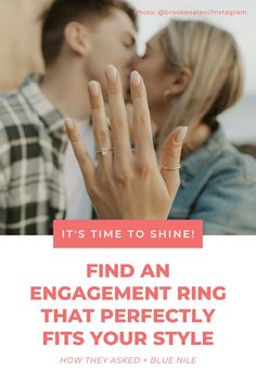 If you're searching for the perfect vintage, round, oval or unique engagement ring, look no further! Blue Nile has so many engagement ring styles to choose from. ✨ #ad Dream Engagement Rings, Engagement Ring Styles, Blue Nile, Fashion Rings, Searching, Dreaming Of You, Your Style, Amazing, Unique