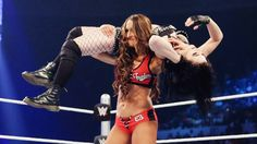 Nikki Bella Give Paige The Rack S