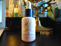Review    The Body Shop Vitamin E Overnight Serum in Oil. If you are looking for brighter, healthier looking skin overnight then this product may just be for you...
