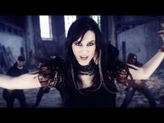 XANDRIA - Nightfall (Official Video) | Napalm Records. I only knew of them when they had their old singer; but I saw them last night with the new and was impressed! SO good!
