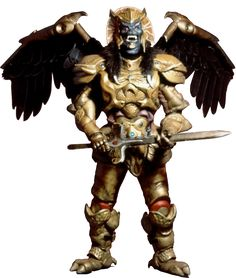 Goldar is the general of Rita and Zedd's forces. Description from super-villain.wikia.com. I searched for this on bing.com/images
