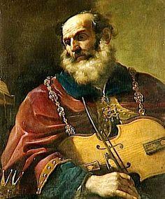 guercino-el-rey-david-violinista-museos-y-pinturas-juan-carlos-boveri