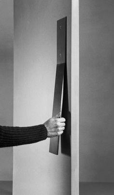 Tom Kundig Collection: Peel XXL Door Hardware. from olson kundig architects