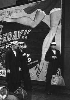 London Westend 1951,   Photo: Thurston Hopkins