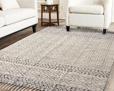 Handmade kantha Quilts / Rugs / Blankets by IndianWomensCrafts Dhurrie Rugs, Kilim Rugs, Anthropologie Rug, West Elm Rug, Indian Rugs, Rustic Rugs, Home Living, Living Room, Living Spaces