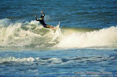 Surf na Praia do Sol-SC
