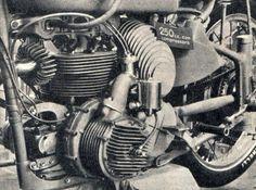 Motorcycle Engine, Racing Motorcycles, Vintage Racing, Cycling, Engineering, Bike, War, Classic, Gears