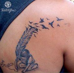 Homenagem ao filho Erick - Foto #3230 - Mundo das Tatuagens