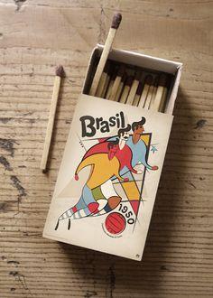 Vintage World Cup on Behance Neil Stevens London, United Kingdom