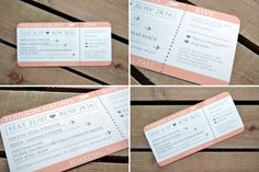 Personalised Destination Wedding Passport & by AmysAvenueUK
