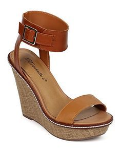 Linden Leather Ankle Strap Block Heel Sandals VfwWfiEUD