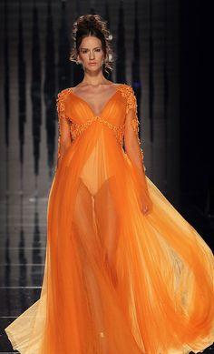 Abed Mahfouz Haute Couture F/W 2011-12