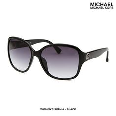 Michael by Michael Kors Men's & Women's Fashion Sunglasses - Assorted Styles at 59% Savings off Retail!