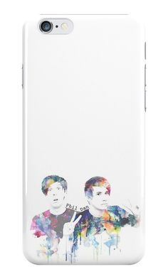 Our Watercolour Dan & Phil Phone Case is available online now for just £5.99. Fan of British YouTubers Dan and Phil? You'll love this Dan & Phil watercolour phone case. Material: Plastic, Production Method: Printed, Authenticity: Unofficial, Weight: 28g, Thickness: 12mm, Colour Sides: White, Compatible With: iPhone 4/4s | iPhone 5/5s/SE | iPhone 5c | iPhone 6/6s | iPhone 7 | iPod 4th/5th Generation | Galaxy S4 | Galaxy S5 | Galaxy S6 | Galaxy S6 Edge | Galaxy S7 | Galaxy S7 Edge | Gala