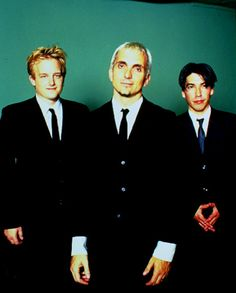 Everclear is the band that forever takes me back to the 90's and I think of all the good times :)