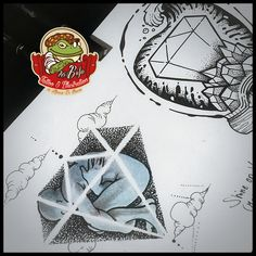 """""""Shine on you crazy diamond You were caught on the cross fire of childhood and stardom, Blown on the steel breeze...!"""" #misterbufosketches #misterbufotattoo #pinkfloydtattoo #songtattoo #diamondtattoo #dotworktattoo"""