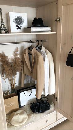 Wardrobe Rack, Photo And Video, Instagram, Home Decor, Decoration Home, Room Decor, Home Interior Design, Home Decoration, Interior Design