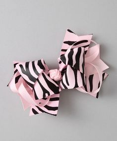 love this for a hair bow
