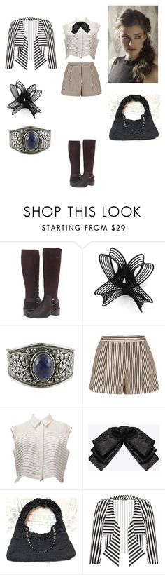 """""""Untitled #175"""" by amory-eyre ❤ liked on Polyvore featuring Aerosoles, NOVICA, 3.1 Phillip Lim, Chanel, Yves Saint Laurent, Retrò, WearAll and plus size clothing"""