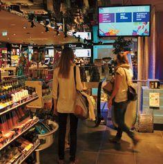 Kunden-Leitsystem in München