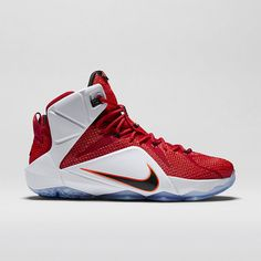 6f4fc6f5af1c NIKE LeBron 12 Men s Basketball Shoe ( 200) ❤ liked on Polyvore featuring  men s fashion
