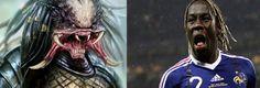 The predator  Bacary Sagna