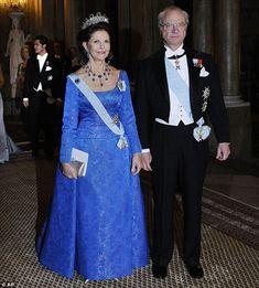 Richest in Scandinavia: Sweden's King Carl XVI Gustaf is the richest monarch in Scandinavi...