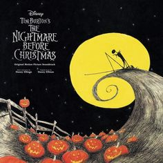 Richie says Mondo's vinyl release of THE NIGHTMARE BEFORE CHRISTMAS is the best one yet! #horror #amlistening