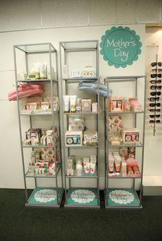 // display // visual merchandising // mothers day display // 2012 // cath kidston
