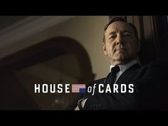 """First Full """"House Of Cards"""" Season 2 Trailer Finds Frank Underwood In A Big Mess     Can't wait!!!!"""
