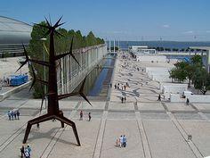Panoramica do Parque das Nações - Lissabon - Wikipedia
