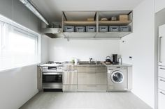 浜田山の団地 - Kitchen Ideas キッチン