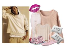 """""""Lazy day with bae"""" by shadraya on Polyvore"""