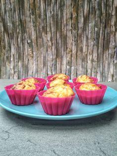 Auf jeder Party der absolute Renner sind diese Käse Schinken Muffins - Der Partysnack