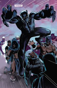 Full issue of Black Panther Issue 22 online Film Black Panther, Black Panther King, Black Panther 2018, Black Panther Marvel, Comics Love, Marvel Comics Art, Marvel Heroes, Comic Books Art, Comic Art