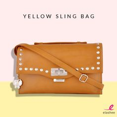 Carry these collection of trendy sling bags with A Sexy Dress. It will make you stand different from the crowd.