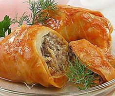 Slow Cooker Stuffed Cabbage Recipe