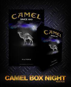 Camel Box - Pack