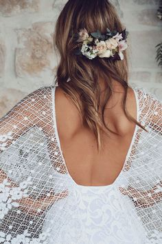 VERDELLE 2.0 | And After Winter Comes Spring Editorial | Grace Loves Lace