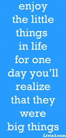 Live your life positive quote poster
