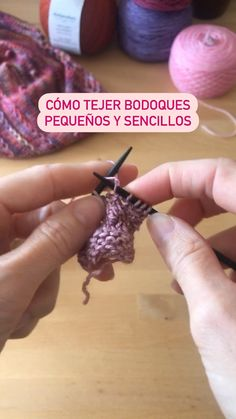 Knitting Basics, Knitting Stiches, Knitting For Beginners, Knitting Needles, Knitting Yarn, Baby Knitting, Knitting Patterns, Crochet Patron, Knit Or Crochet